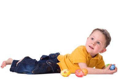 Auch mit der Ostergeschichte können Sie im Kindergarten die Aufmerksamkeit der Kleinen fesseln.