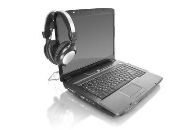 Das Laptop leiser machen statt Kopfhörer zu nutzen.