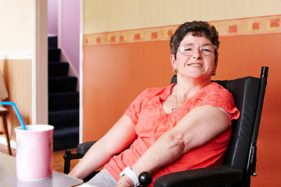Menschen mit Schwerbehinderung können Vorteile nutzen.