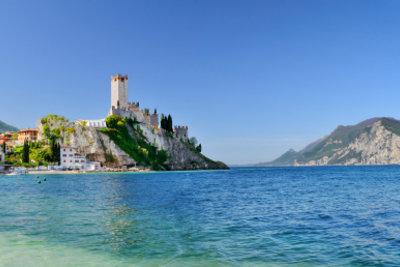Der Gardasee ist ein wunderschönes Reiseziel.