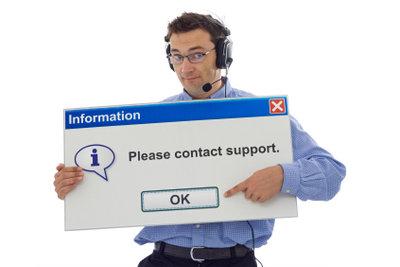 Auch XP braucht manchmal Support