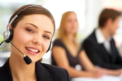 Mit Skype können Sie telefonieren.