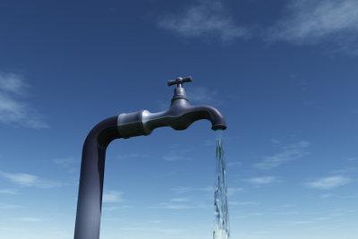 Dürfen Sie einen Brunnen bohren lassen?
