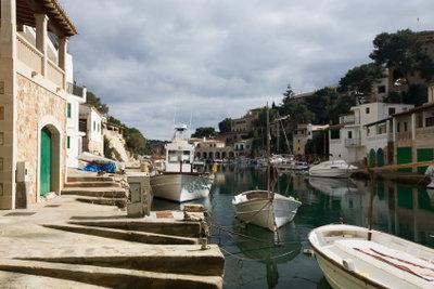Mallorca ist auch im Oktober wunderschön.