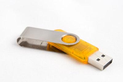 Der Surf-Stick garantiert mobiles Internet.