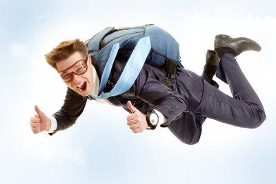 Bodyflying ist eine Indoor-Alternative zum Skydiving.