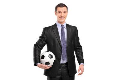 Sportmanager ist ein Beruf mit Zukunft.