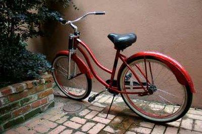 Die Fahrradschaltung muss reibungslos funktionieren.