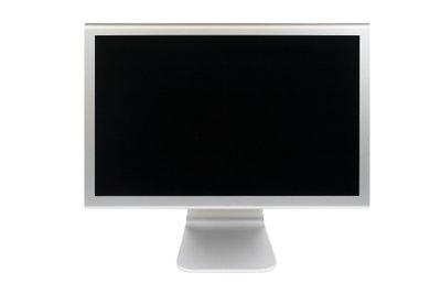 PC-Bildschirm geht bei Inaktivität aus.