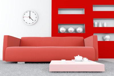 So gelingt das Färben eines Sofabezugs.