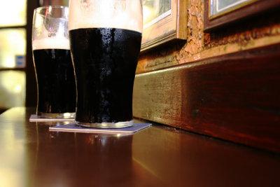 Guinness: das berühmteste irische Bier.