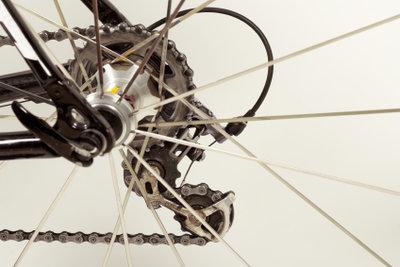 Das Rennrad muss für Anfänger passen.