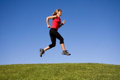 Trainieren Sie Ihre Sprungkraft für Handball.
