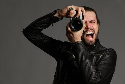 Biometrische Passbilder beim Fotografen machen lassen