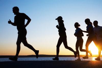 Trainieren Sie Ihre Laufkondition für 5000m.