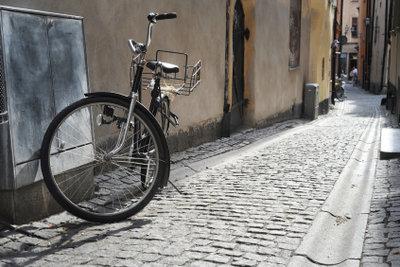 Fahrraddiebstahl konfrontiert den Besitzer mit Bürokratie.