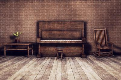 Auch Ihr Klavier möchte mit umziehen.
