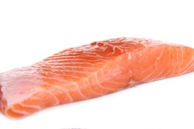 Magerer Fisch bei Pankreasinsuffizienz.