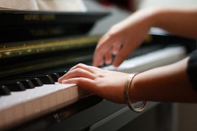 Musiktherapeut zu werden, ist nicht einfach.