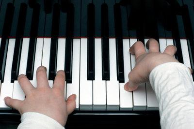 Ein Keyboard kann auch am Computer funktionieren.