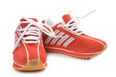 Kinderschuhe: Echtgröße statt genormter Schuhgröße.