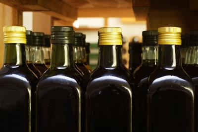 Olivenöl pflegt die Haut hervorragend.