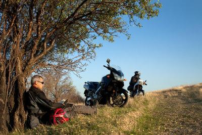 Motorradtouren in Brandenburg - Spaß und Erholung.