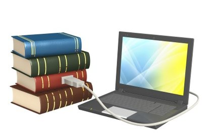 Online-Bibliotheken wiegen und kosten oft nichts.