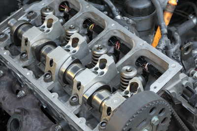Ein hohes Verdichtungsverhältnis erhöht die Motorleistung