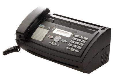 Entscheidend ist, dass das Faxen gelingt.