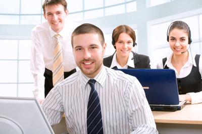 Firmengründung - hier ist die Geschäftsform  entscheidend.