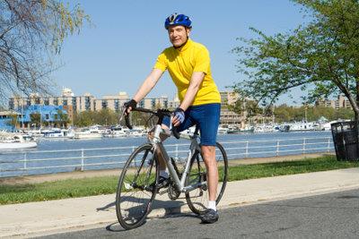 Auf Rennrädern lässt sich der Sommer genießen.
