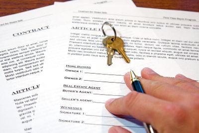 Die Teilungserklärung regelt das Sondereigentum.
