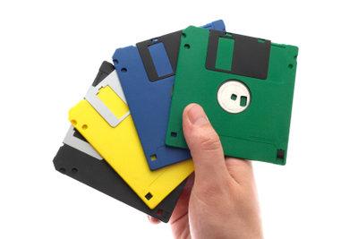 Alte Spiele lassen sich auch ohne Diskette nutzen.