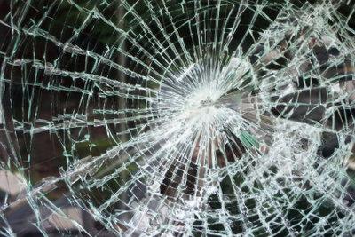 Fensterschaden ist meistens ein Glasschaden.