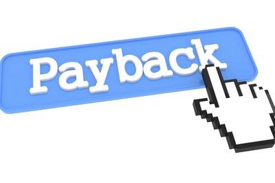 Mit Payback können Sie beim Einkaufen Punkte sammeln.