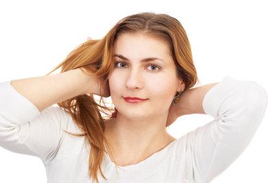 Schöne und gepflegte Haare trotz Neurodermitis.