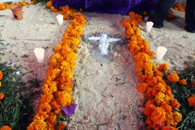 Ein gepflegtes Grab drückt Wertschätzung aus.