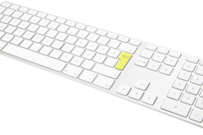 Ein Tastatur-Wasserschaden ist nicht schlimm.