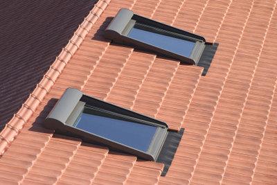 Dachfensterdichtungen müssen regelmäßig erneuert werden.