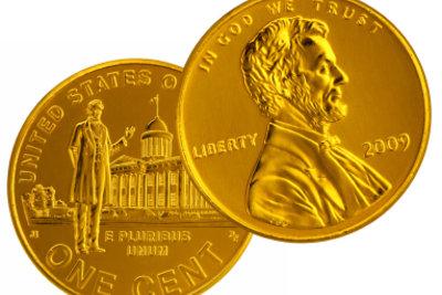 Der Goldmünzenwert hängt vom Goldpreis ab.