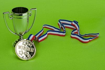 Einfach selbst Medaillen basteln!