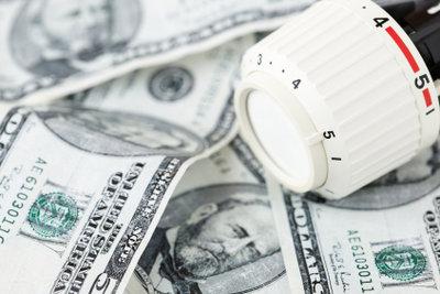 Heizkörperthermostate helfen, Kosten zu sparen.