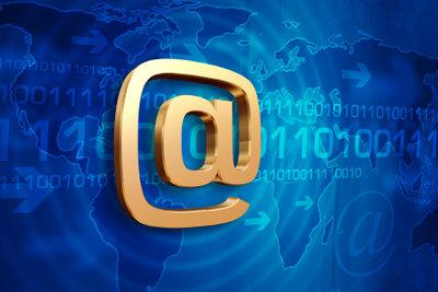 Ändern Sie Ihre E-Mail-Kontaktinformation.