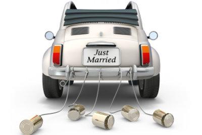Auch moderne Hochzeitslieder können romantisch sein
