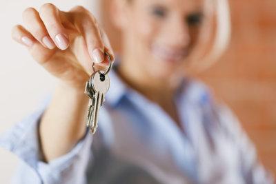 Nachschlüssel bei Sicherheitsschloss - nicht ganz einfach.