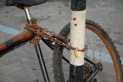 Fahrradschlösser mit hoher Sicherheitsstufe sind sicherer!