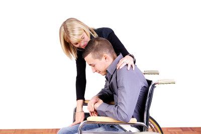 Jobs für behinderte Menschen - kein Glücksspiel.