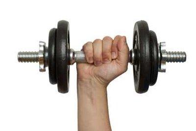 Die richtige Technik macht Kraftsport gesund.