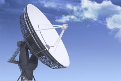 Satellitenfernsehen ist sehr beliebt.